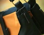 F4 Camera Bag- Yellow Ochre