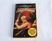 Vintage Flash Gordon book scifi paperback 1980 film movie