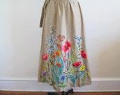 1960s HONEYBEE EDEN Skirt