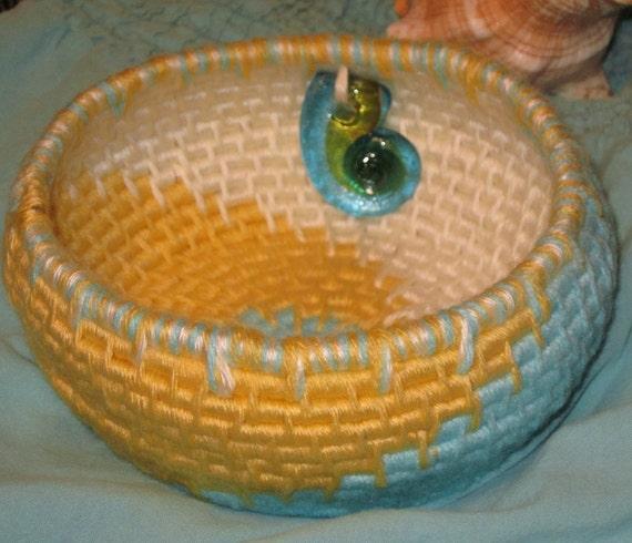 Handmade Jute Baskets : Unavailable listing on etsy