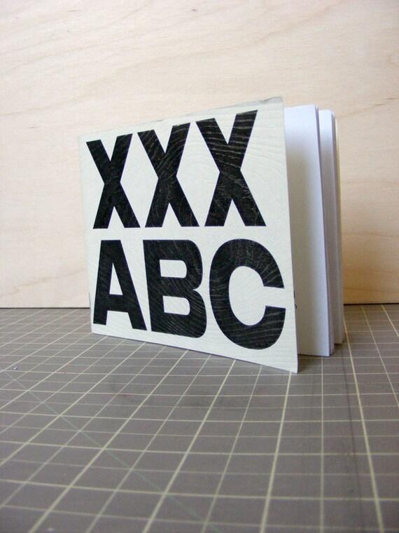 XXX ABC - mini comic