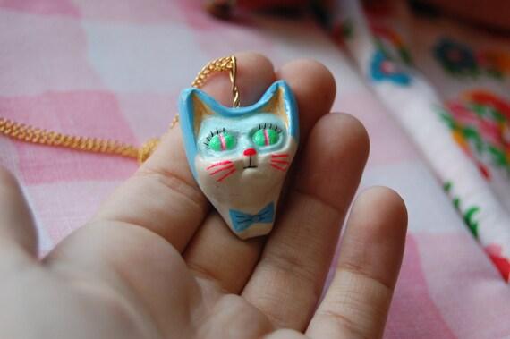 Cat Amulet (Chester)