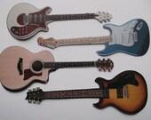 Choose Your Weapon- Guitar Magnet Set