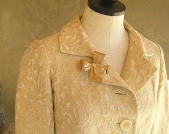 Vintage Bullocks Wilshire Spring Jacket