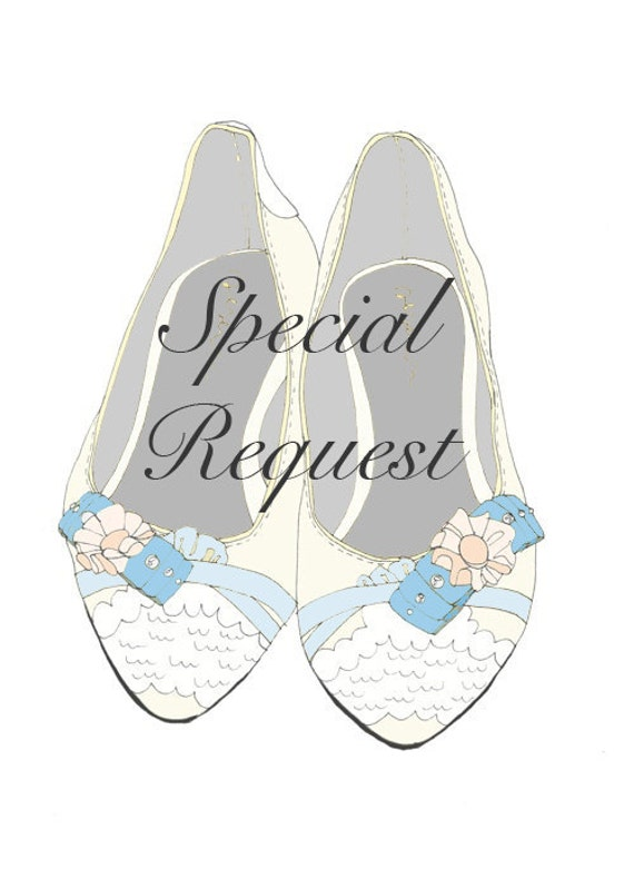 Reserved for robinmattox1 - Special Request Shoes