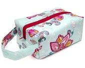 Stitched by JessaLu Box Bag - Paisleyish
