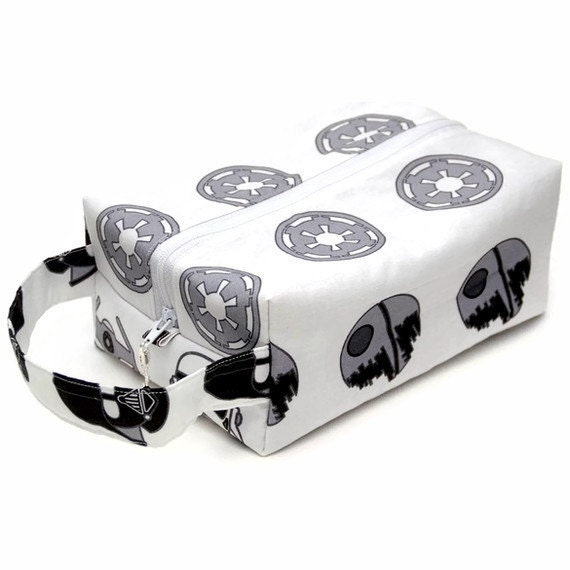 Project Bag Boxy Knitting Bag - Star Wars Storm Trooper