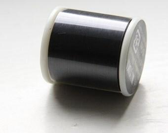 One Spool Miyuki Nylon Beading Thread B-Black (50 Meters) (2011)