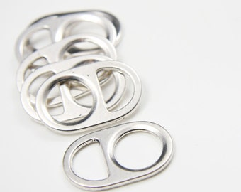 6pcs Oxidized Silver Tone Base Metal Links-31x20mm (15128Y-E-267A)