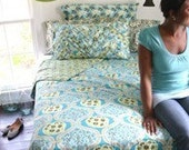 Feather YOur Nest Amy Butler Designer Bedding Pattern