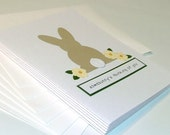 Somebunny's Thinking of You Greeting Cards, Set of Two (2)