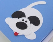 Playful Puppy Greeting Cards, Set of Four (4)