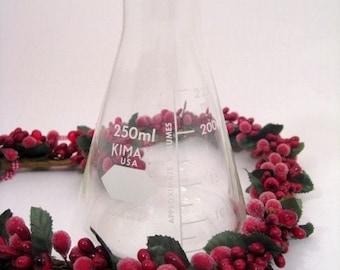Vintage Lab Beaker --- Made in USA