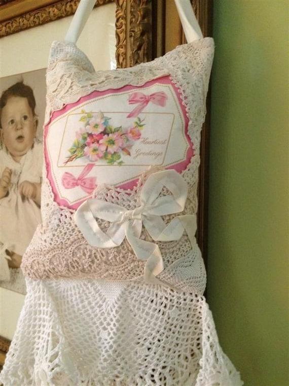 Hanging Sachet Pillow