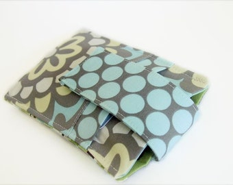 iPod - iTouch - iPhone - PDA - Camera - Cell Phone Sleeve - Case - Holder - Card Holder - Blue Sky