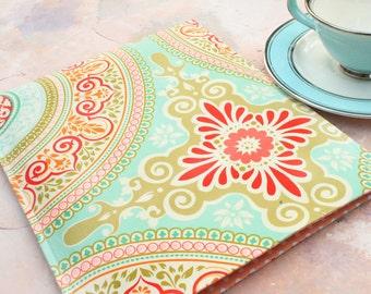 Kindle Cover Padded, Kindle Case, Nook Cover , Ereader Case, Custom Sleeve in Raspberry Sorbet