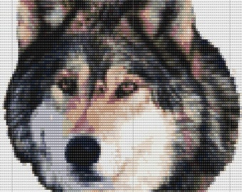 Beading Patterns, Loom Beading Patterns, Tapestry Patterns, Bead Patterns, Wolf Patterns, Loom Wolf Patterns, Seed Bead Patterns