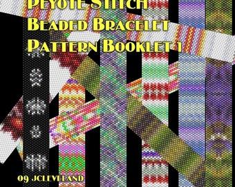 Peyote Beading Patterns, Beading Patterns, Bracelet Patterns, Bead Patterns, Jewelry Patterns, Peyote Stitch Patterns, Seed Bead Patterns
