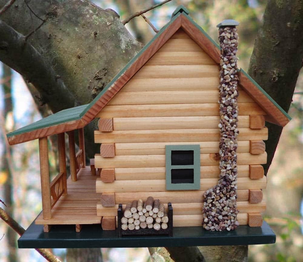 Birdhouse Roof Shingles