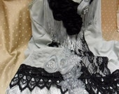 My 1928 Paris Dream Flapper Dress - Vintage Slip Make Over