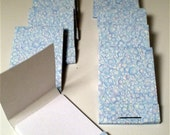 Matchbook Notepads\/Notebooks\/Jotters - Stocking Stuffers, Thank You Gifts