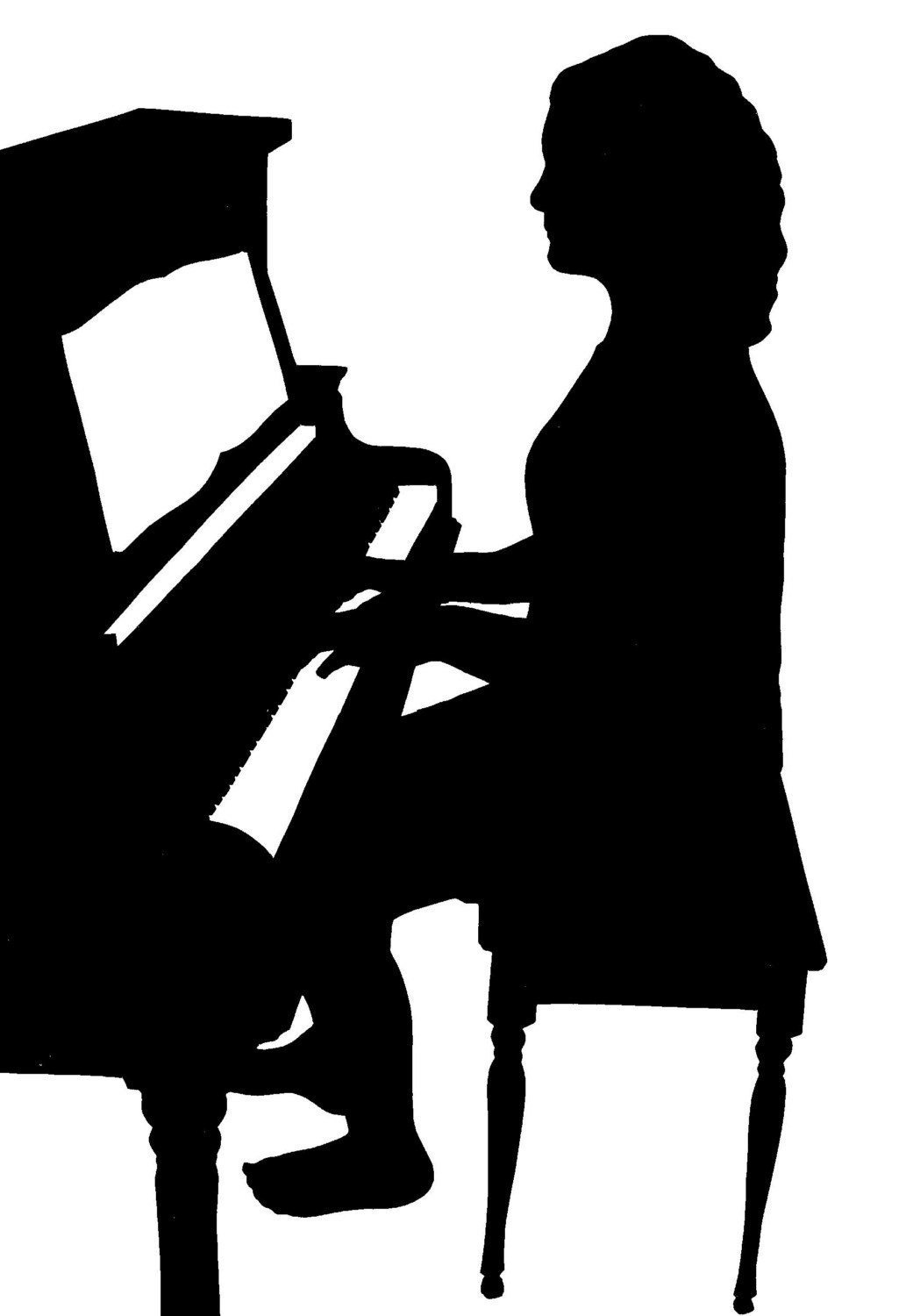 Jazz Piano Silhouette Mymusictalk piano - top 10Playing Piano Silhouette