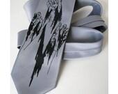 Braaaaains - Zombie Necktie