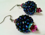 razzleberry - earrings