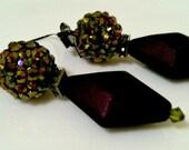 donatello - earrings