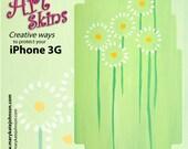 iPhone Art Skin - May Daisies