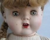 Creepy vintage doll - Weird Limbs