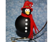 Chilly Penquin Ornament