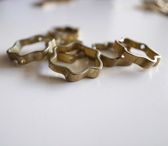 how to cut thick brass