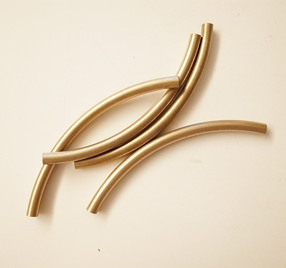 how to cut brass pen tubes