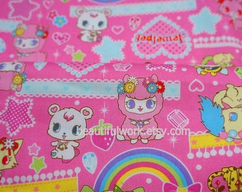 Sanrio fabric Jewel pet print fat quarter
