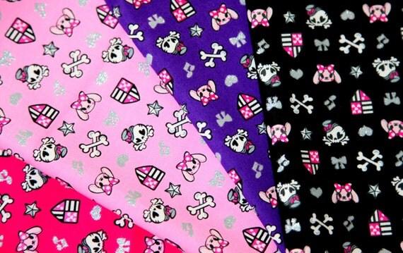 Reserved Japanese fabric scrap Kawaii lolita harajuku style print