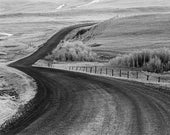 Road to Adel - 8x10 Signed Fine Art Photograph