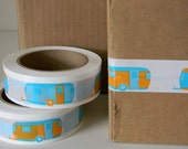 Camping Trailers - Fancy Packing or Shipping Tape