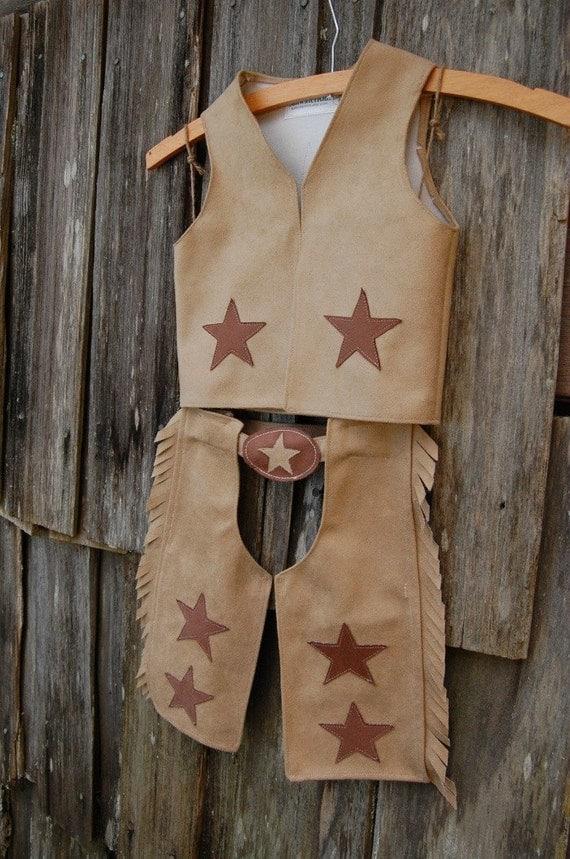 Littlest Cowboy - Costume  12 M months / 2T