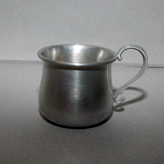 Gorham Pewter Baby Mug