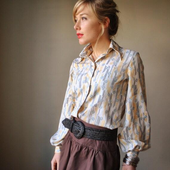 60s Cos Cob blouse