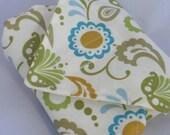 Floral Breeze Reusable Sandwich Wrap