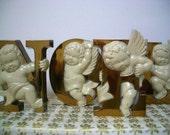 Vintage Angel NOEL by Burwood