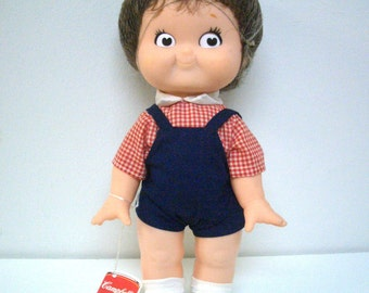 Campbell's Kid Boy Doll 1988 Special Edition