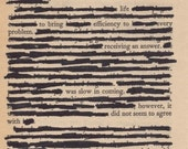 Redacted Poem, 42, Life, the Universe, and Everything, Humor, Hitchhiker's Guide