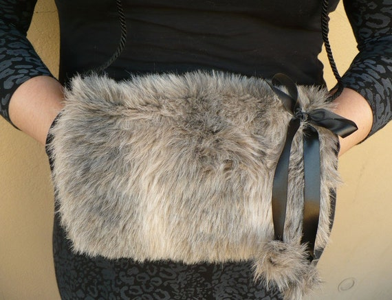 11 Custom Canis Lupus Muffs RESERVED for ericadelaney1
