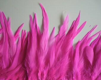 BELLA COQUE SADDLE  / Shocking Fleuerescent  Hot Pink / 104