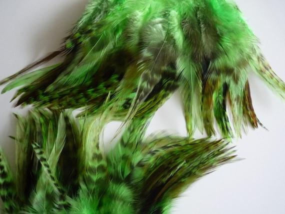 VOGUE Chinchilla Saddle  /  Lime, Spring  Green / 266