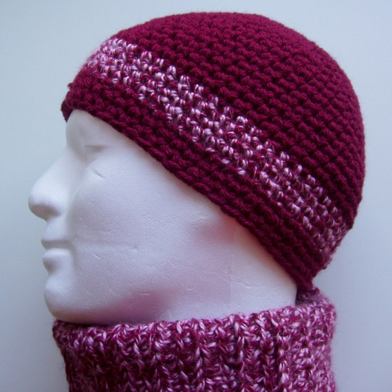 Pattern  for TONI  Crochet Beanie for Women Men and Teenagers