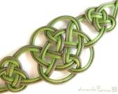 Apple Green - Single Willow Bracelet